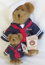 Boyds Bears Seaman Bearsley 10-inch Plush Bear & Plush Ornament Set - $49.95