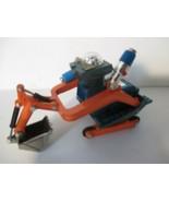 Vintage Scifi UFO Commander 7 Shovel  Shinsei toy 70's 80's Space Robot ... - $18.80