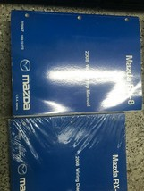 2008 Mazda RX-8 RX8 Service Repair Shop Workshop Manual Set W EWD ETM - $138.55