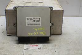 2006-2008 Hyundai Sonata 3.3L Engine Control Unit ECU 391103C760 Module 432 10E5 - $13.85