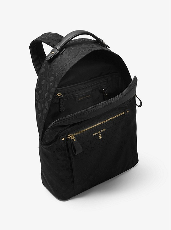 d7da6fee6d4e Kelsey Large Floral Black Nylon Backpack and 50 similar items