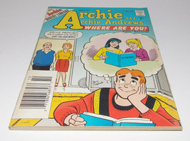 Archie Andrews Where Are You Digest Magazine 110 Complete Issue Comic May 1997 - $2.99