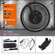 "Jueshuai iMortor 3 Electric Bicycle Conversion Kit 36V 350W Motor Wheel 24"" 26""  - $998.98"