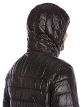 Tommy Hilfiger Men's Premium Insulated Packable Hooded Puffer Nylon Jacket image 4