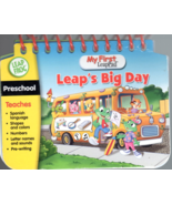 My First LeapPad Leaps Big Day Book - $7.00
