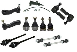 13 Pcs Front Suspension & Steering Kit For Chevrolet Silverado 2500 Hd 2001-2010 - $96.55