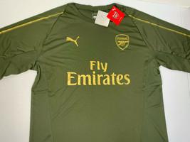 bb2078d0b 2018-2019 XL NEW LIMITED Puma Arsenal FC Men  39 s Soccer Jersey