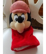 """Disney Minnie Mouse red GOLF Club COVER 12"""" Disney Store #2 - $42.00"""