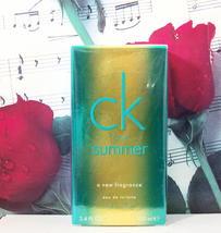 CK One Summer By Calvin Klein EDT Spray 3.4 FL. OZ. 2014 Edition. - $99.99