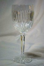 "Waterford Crystal Rosemare Water Goblet 8 1/2"" EUC - $83.15"