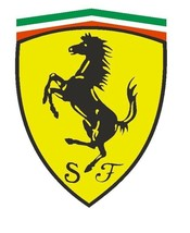 Ferrari Sticker MADE IN USA Locker TOOL BOX Auto R99 CHOOSE SIZE FROM DR... - $1.45+