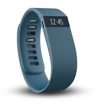 Fitbit Charge Wireless Activity Wristband - Slate Large FB404SLL - $1.505,83 MXN