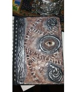 Hocus Pocus Journal,book of shadows,spells,Blank book,Notebook,wiccan,pagan horr - $30.00