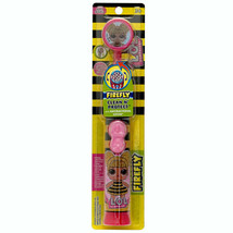 FIrefly LOL Surprise Electric Battery Spinbrush Toothbrush w Antibacterial Cover image 1