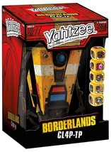 USAopoly Yahtzee: Borderlands CL4P-TP Game - $30.58