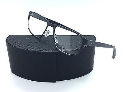 052b14d7879e Prada Matte Grey Metal Eyeglasses VPR 56S and 25 similar items. 1