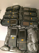 Lot of 10 SYMBOL MOTOROLA MOBILE BARCODE SCANNER PDT8146-T5BA70WW for parts - $98.01