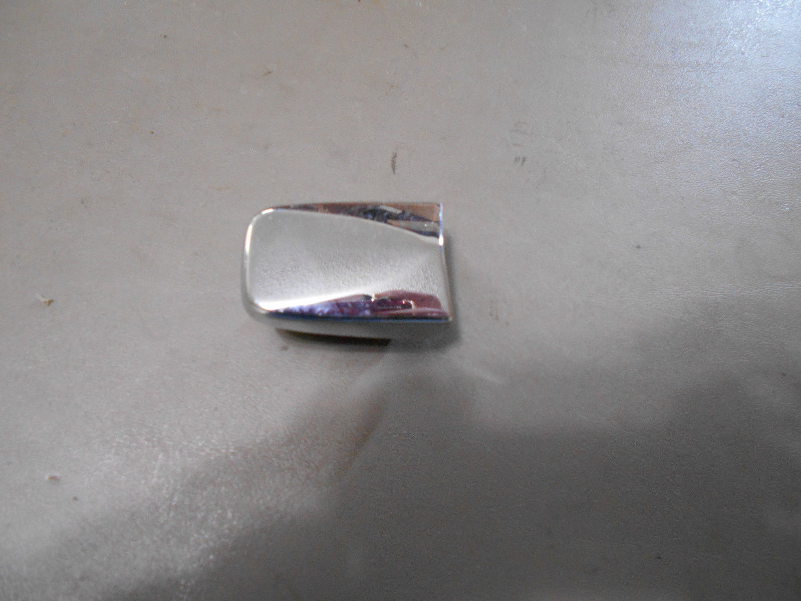 Primary image for 13-15 Sentra LH Drivers Side Rear Door Exterior Handle Chrome Rear Section