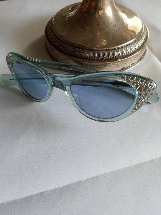 2544d78208 Cat Eye 1950s Design Vintage Sunglasses and 50 similar items
