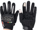 Motorcycle Touch Screen Gloves Racing Full Finger Anti-skidding For MAD-BIKE Mad