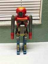 Transformer Gobot ROGUN robot Toy Cap Gun vintage Sci-fi space toy robots - $22.76