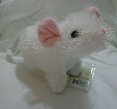 Very Rare Ganz White Mouse HS207 Webkinz - $19.00