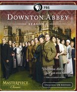 Masterpiece: Downton Abbey Season 2 (U.K. Edition) [Blu-ray] [Blu-ray] - £57.05 GBP