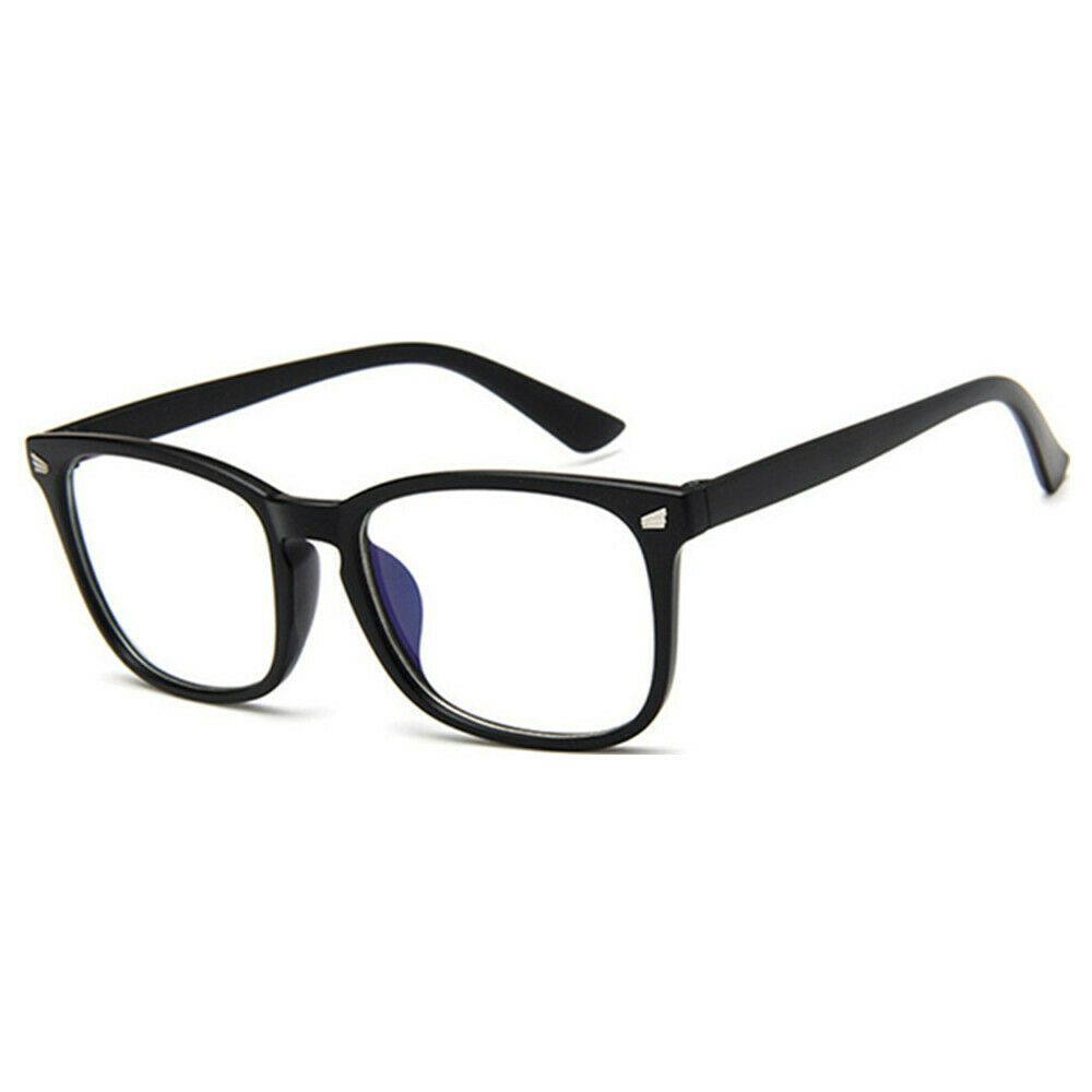 New Fashion Retro Style Clear Lens Glasses Frame Retro Casual Daily Eyewear image 6