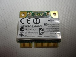 Realtek RTL8723AE 802.11n Wireless bluetooth PCIe Half - $10.34