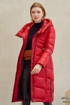 Women's  New Style Warm Solid Quilted Windproof Parka Coat image 5