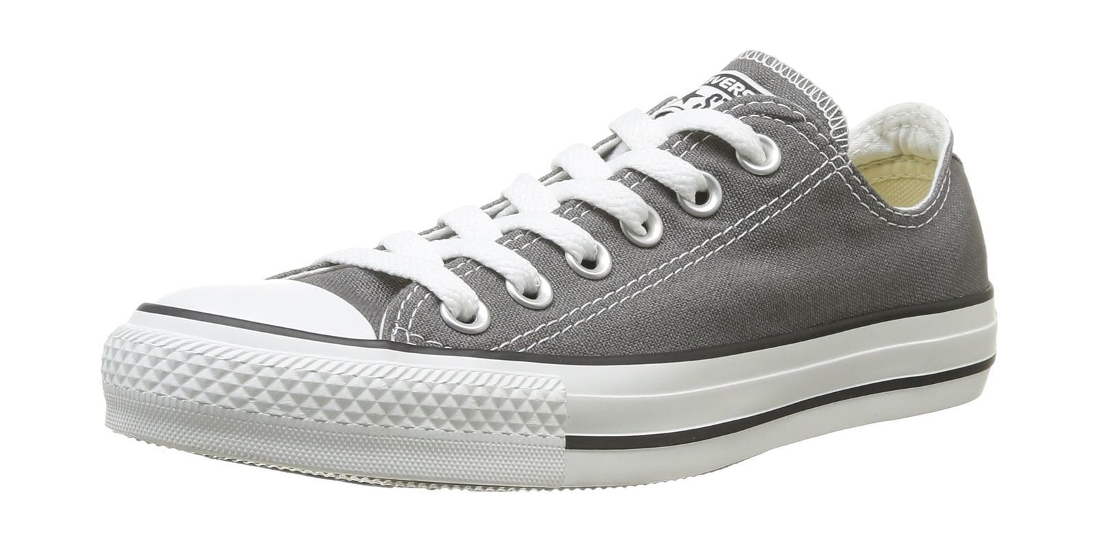 63788f877af Converse Unisex Adults Chuck Taylor All Star Ox Low-Top Sneakers 17 UK