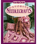 Family Circle Favorite Needlecrafts Quilts Knitting Crochet Needlepoint ... - $7.50