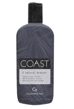 California Tan Coast Natural Bronzer, 8 oz