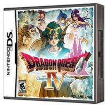 Dragon Quest IV: Chapters of the Chosen - Nintendo DS [video game] - $18.90