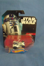 Toys Mattel NIB Hot Wheels Disney Star Wars R2 D2 Car - $10.95