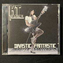 CD KT Tunstall 'Drastic Fantastic' (2007) Hold On! Saving My Face! If Only! - $1.99