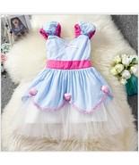 Newly Aurora Pricess  Cosplay Flower Girls Dresses Halloween Gowns Costu... - $23.88