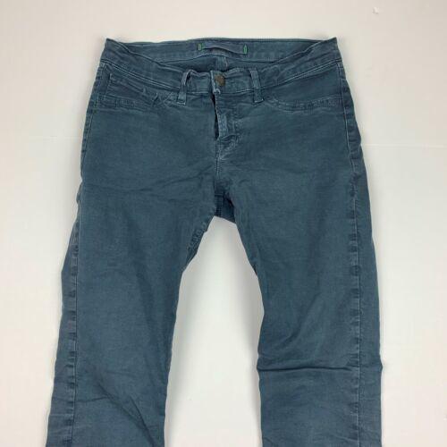 J Brand Jeans Pencil Leg Arnie Blue Skinny Women Sz 27 image 2