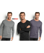 Weatherproof 32 Degrees Heat Men's Long Sleeve Shirt  Variety of color a... - $13.79