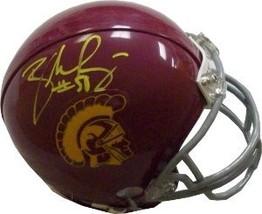 Rey Maualuga signed USC Trojans Replica Mini Helmet - $49.95