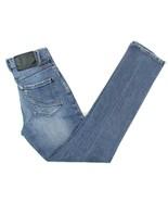 Empyre Surplus Co Skeletor Young Mens Medium Wash Skinny Jeans Sz 28x29 - $19.79
