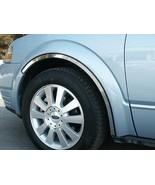 08-09 FORD TAURUS X 4dr QAA Stainless 6pcs Wheel Well Accent WQ48355 - $98.99