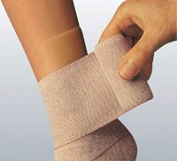 Comprilan Short Stretch Compression Bandage Part No. 01028000 BSN - Part No. st