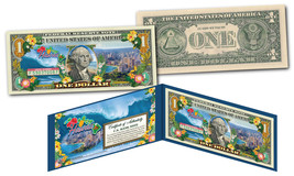 HAWAII 50th State Color $1 Bill OFFICIAL Legal Tender U.S. One-Dollar Ba... - $9.46