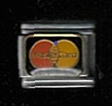 Mastercard Wholesale Italian Charm 9MM K2020 - $7.16