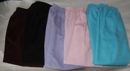 WOMEN'S PETITE SMALL DRESS PANTS LOT 5 PAIRS - $14.99