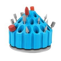 Particial Dental Laboratory Rotating Tool Bur Box Bur Holder Grinding He... - £10.84 GBP