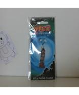Authentic Naruto Shippuden Akatsuki Symbol Phone Charm #8715 *NEW SEALED* - $11.99