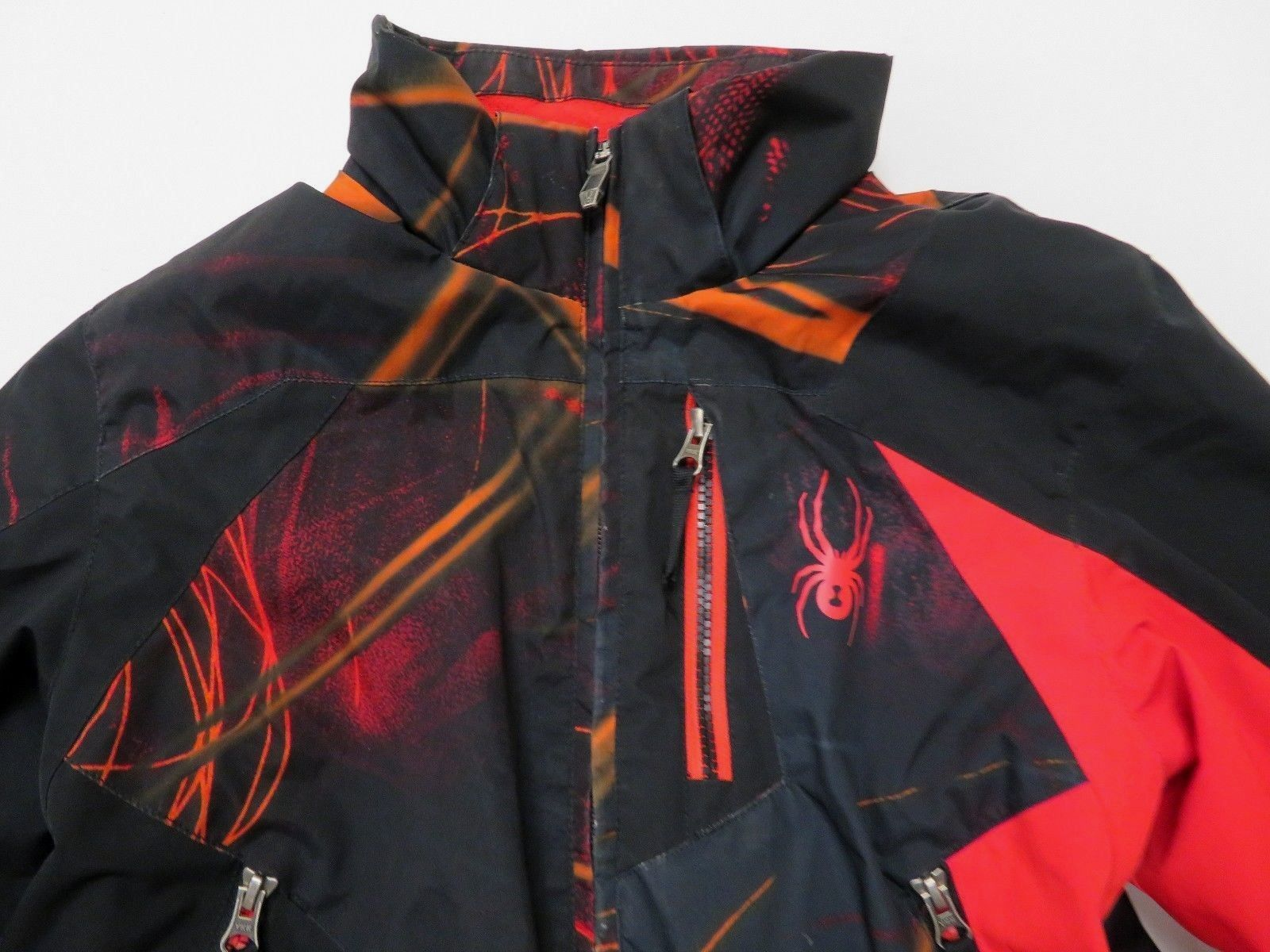 9650157d14f8 Spyder Armageddon Jacket Red Black Insulated and 25 similar items