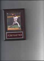 Pedro Martinez Plaque Baseball Montreal Expos Mlb - $2.47